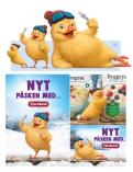 Tidligere i år fikk jeg æren av å designe og tegne Fjordlands nye påskekylling. Resultatet ble denne frittgående og fluffy karakteren, som debuterte med årets påskekampanje på postere og pop-ups i dagligvarebutikker landet rundt. Kunde: Fjordland AS
